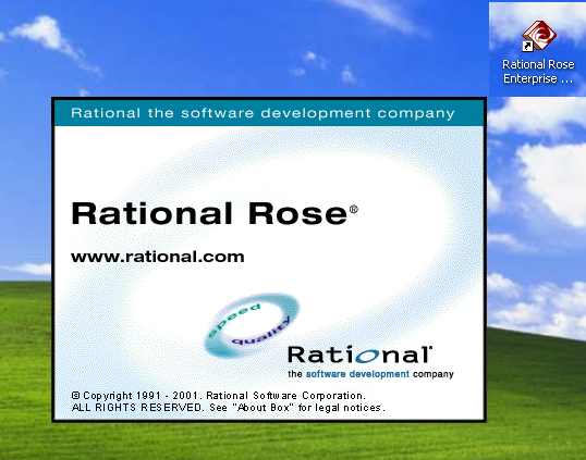 ibm rational rose software